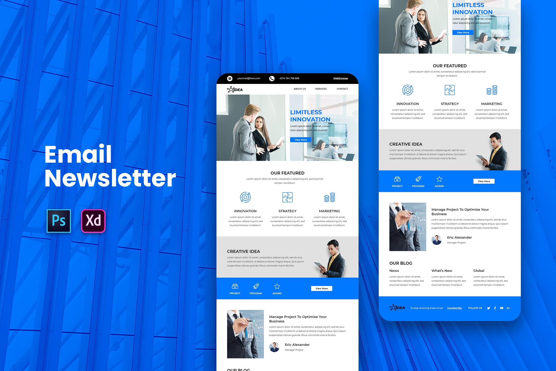 Marketing Innovation - Email Newsletter