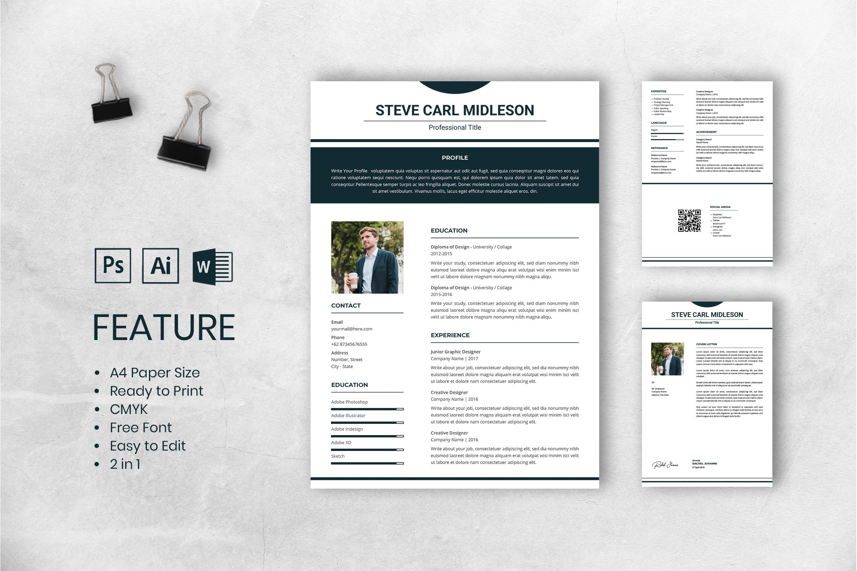 CV Resume - Professional Title