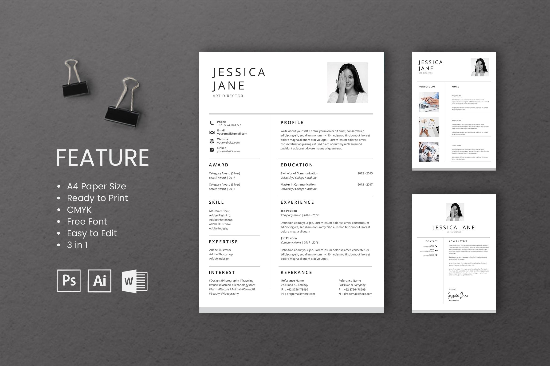 CV Resume - Videographer Profile