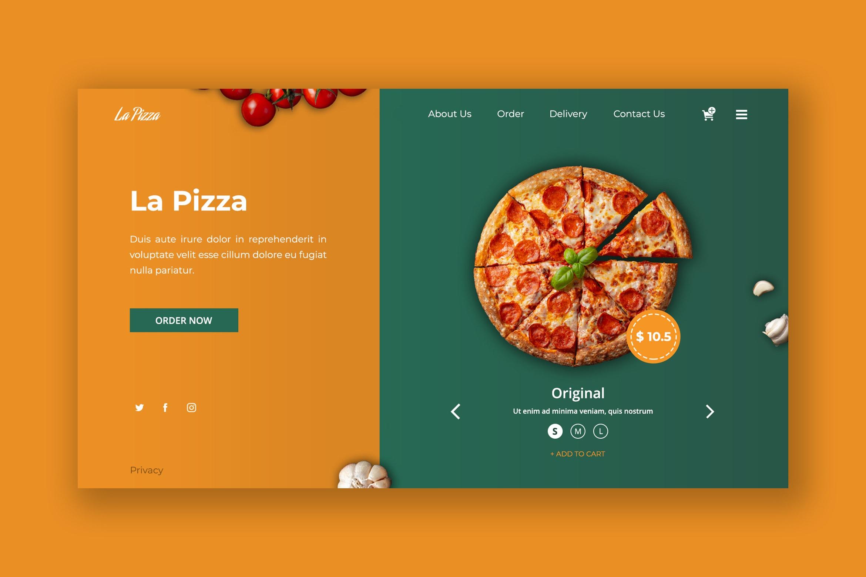 Hero Header - Original Pizza