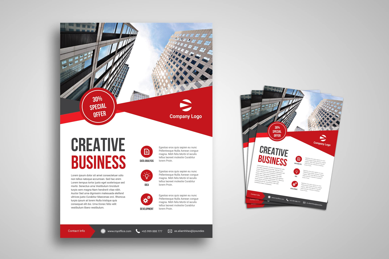 Flyer Template - Creative Business