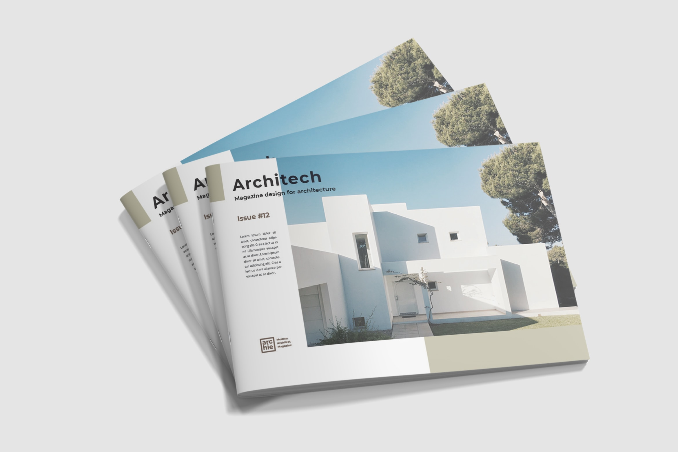 Lanscape Magazine - Architect Design