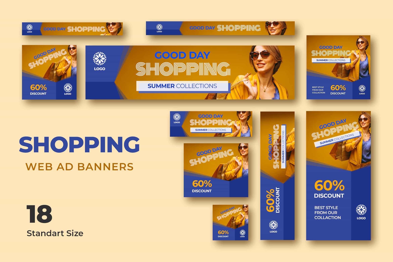 Web Banner - Summer Fashion Discount