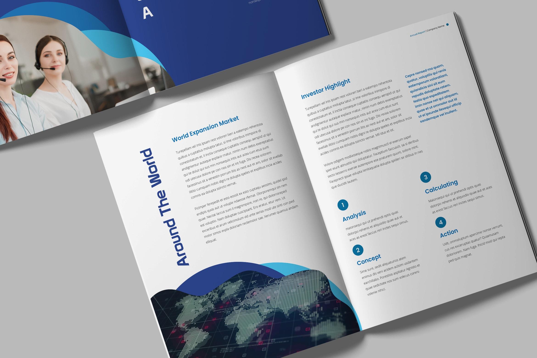 Annual Report - Companies Identity