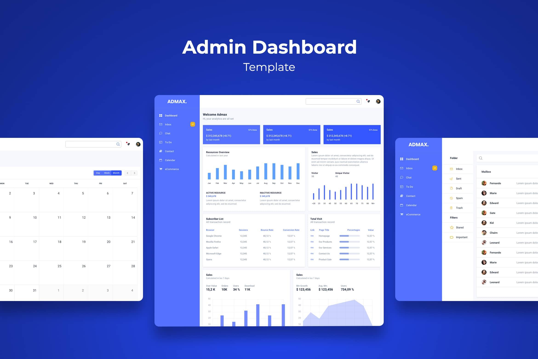 Admin Dashboard - Online Sales Analytics