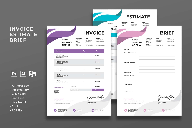 Invoice - Content Design