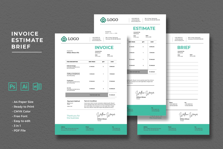 Invoice - Digital Design