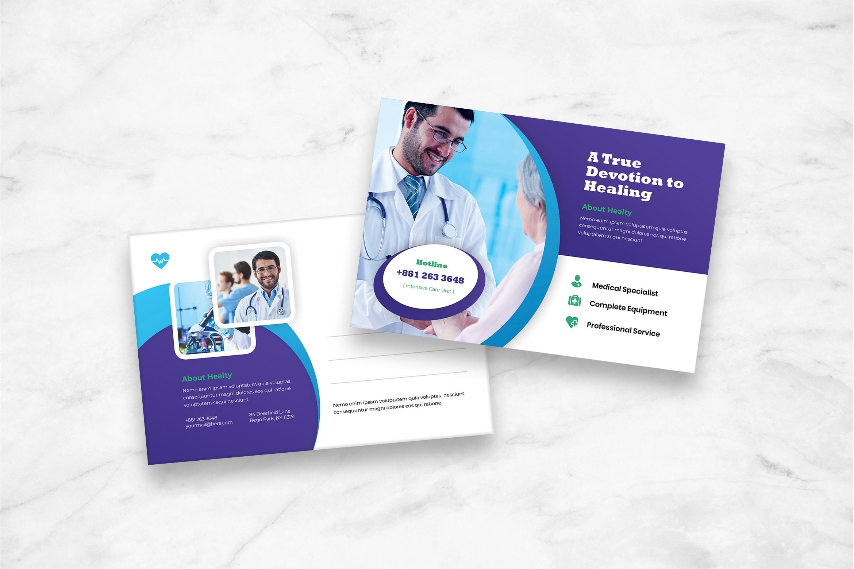 Postcard - Medical Specialist