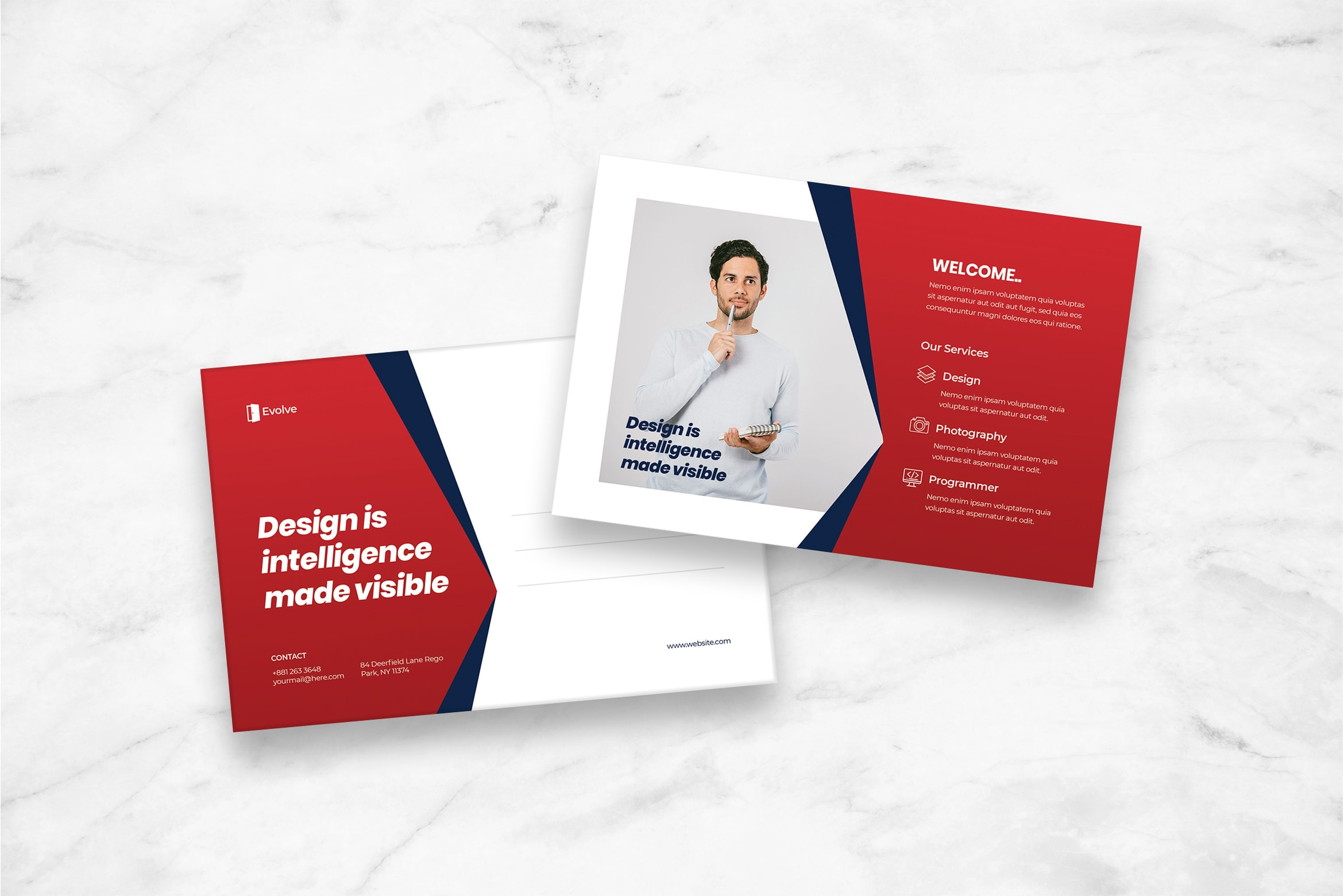 Postcard - Design Intelligence
