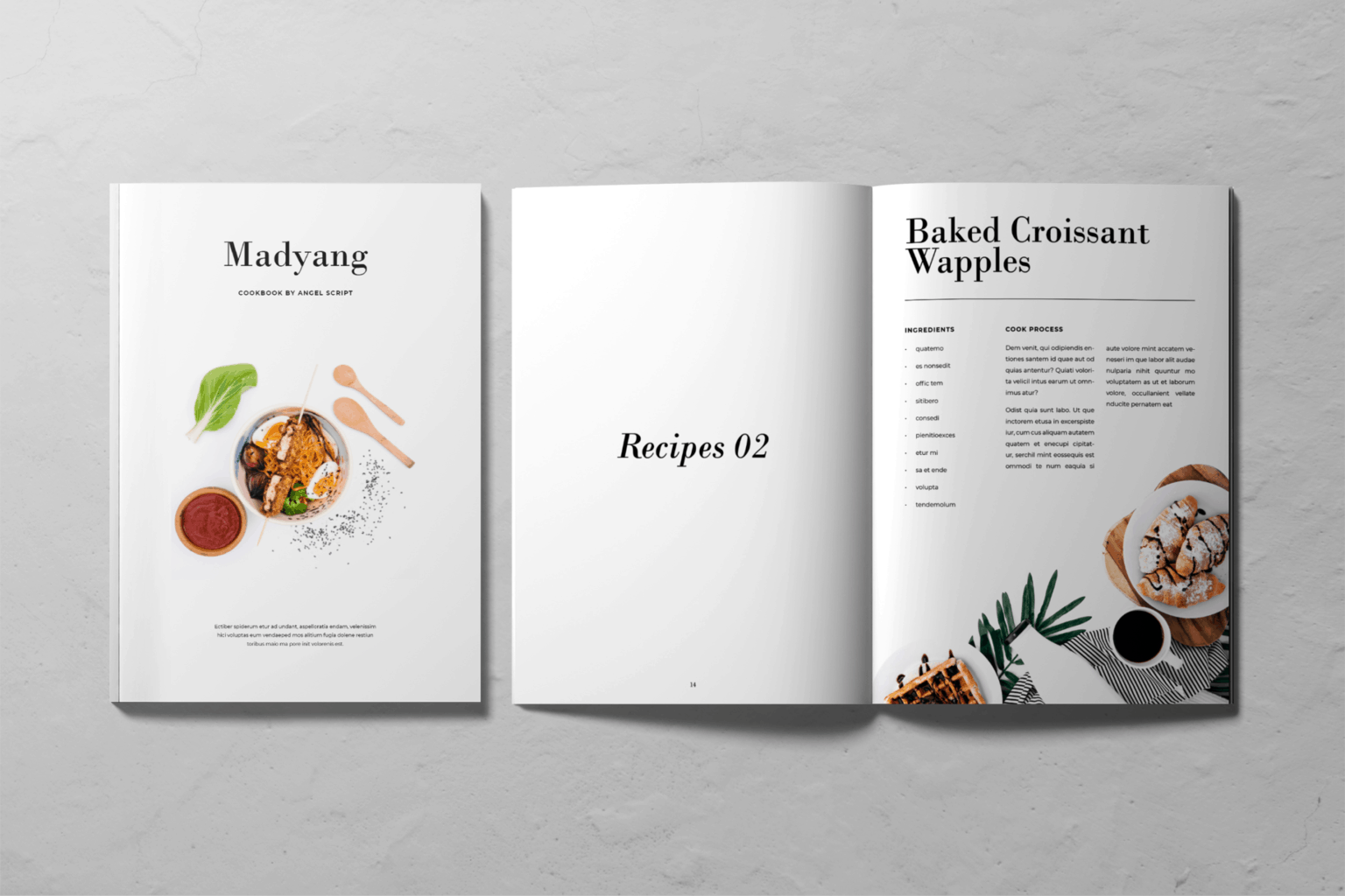 Cookbook - Main Course Tasty
