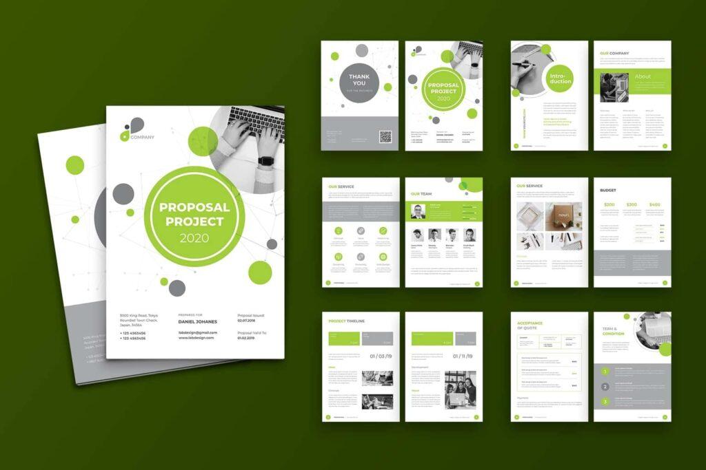 Proposal – Professional Designing