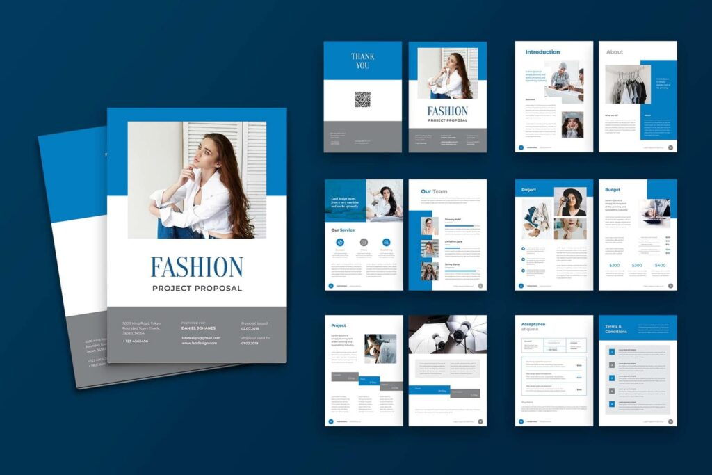 Proposal – Fashion Project