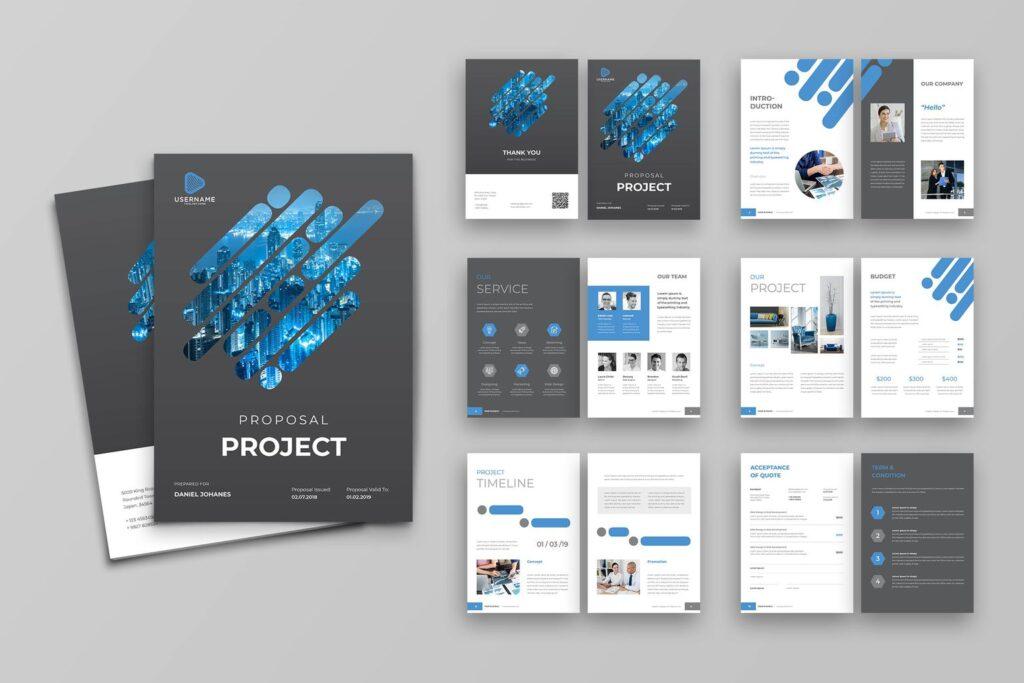Proposal – Consultant Ideas