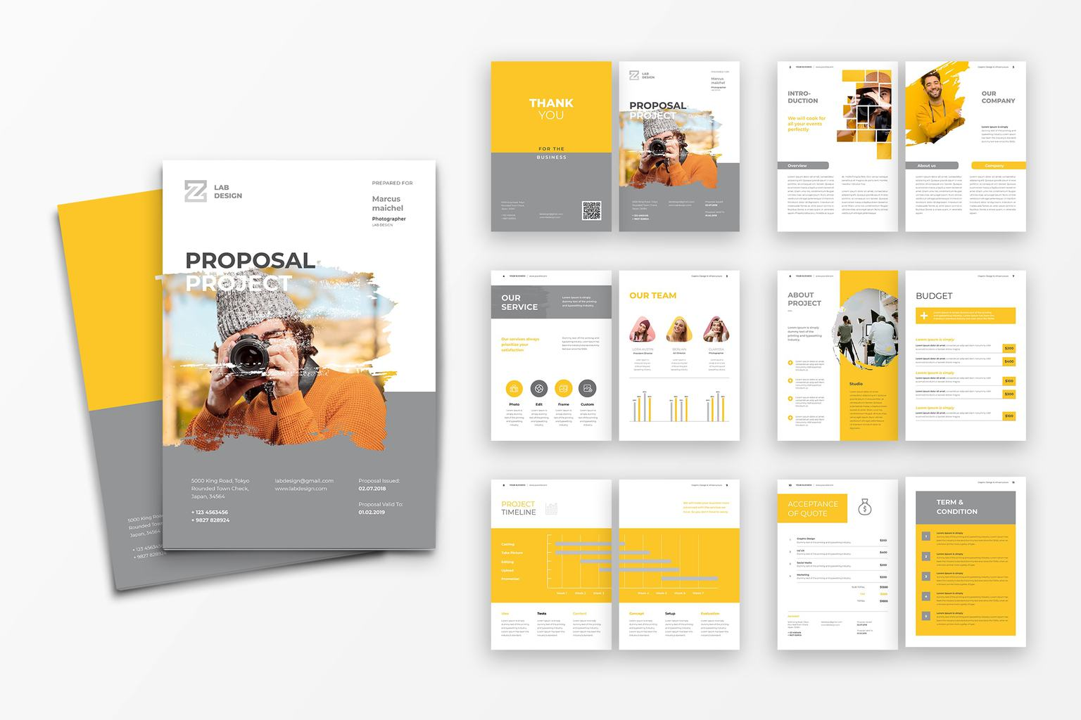 you want to get stunning proposal design just follow these proposal design tips 1
