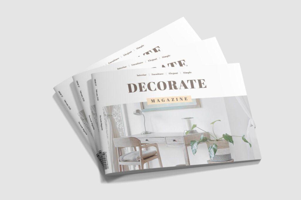Landscape Magazine – Interior Decoration