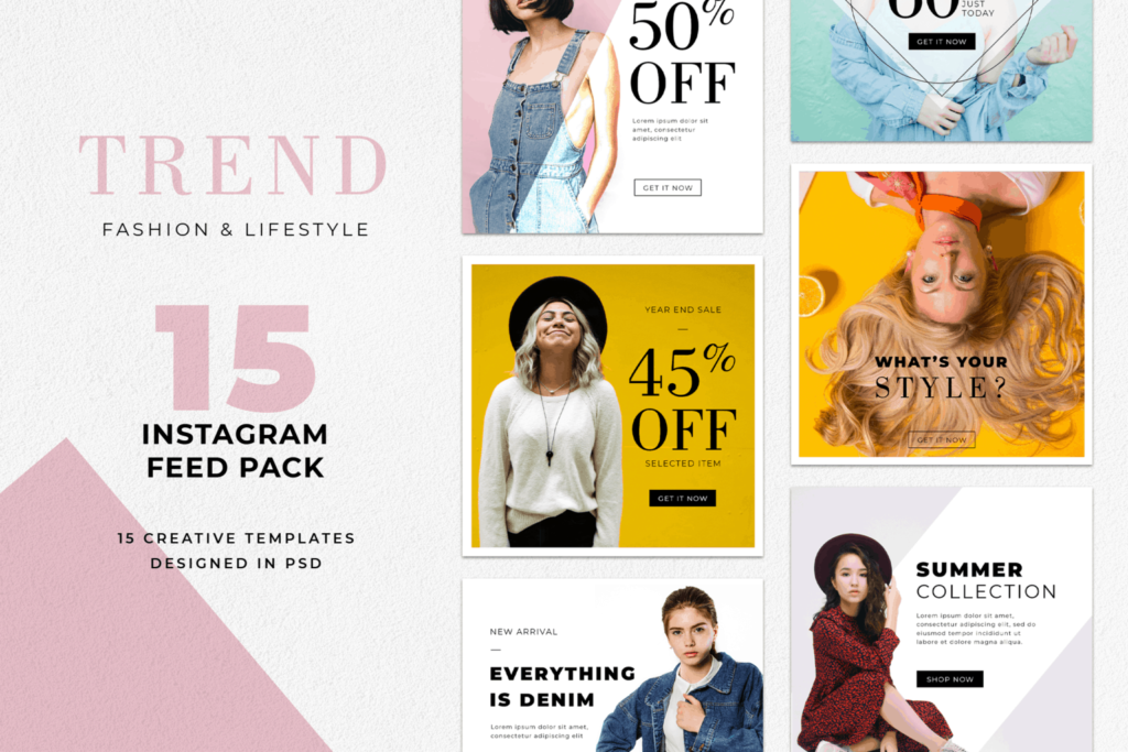 Instagram Banner – Trendy Clothes