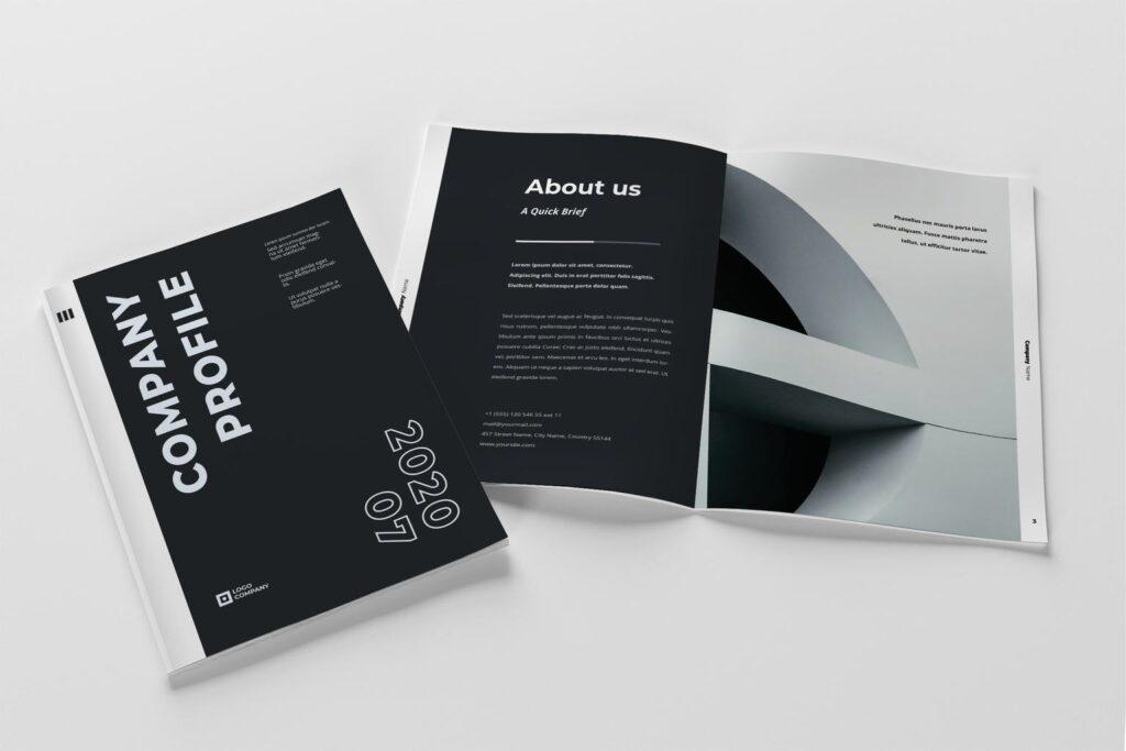 Company Profile – Creative Projects