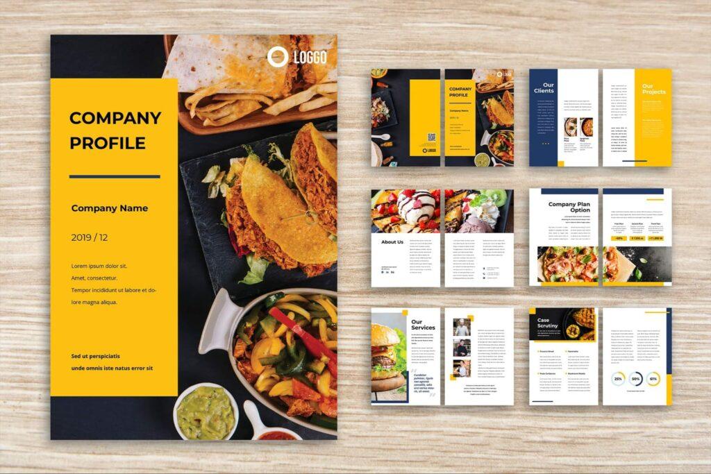Company Profile – Special Restaurant