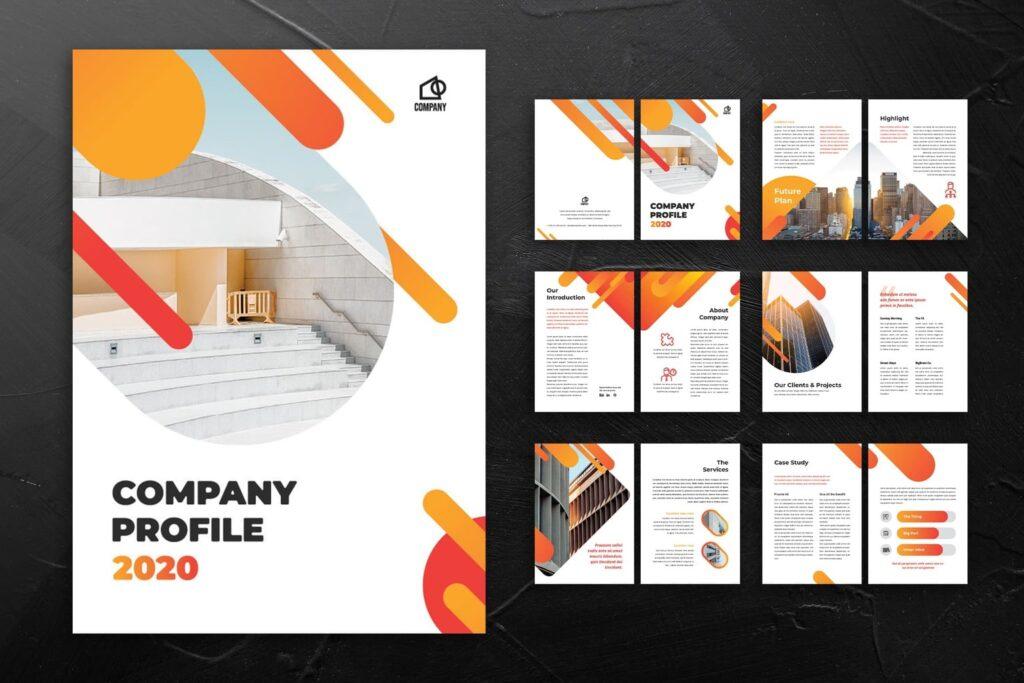 Company Profile – Management Finance