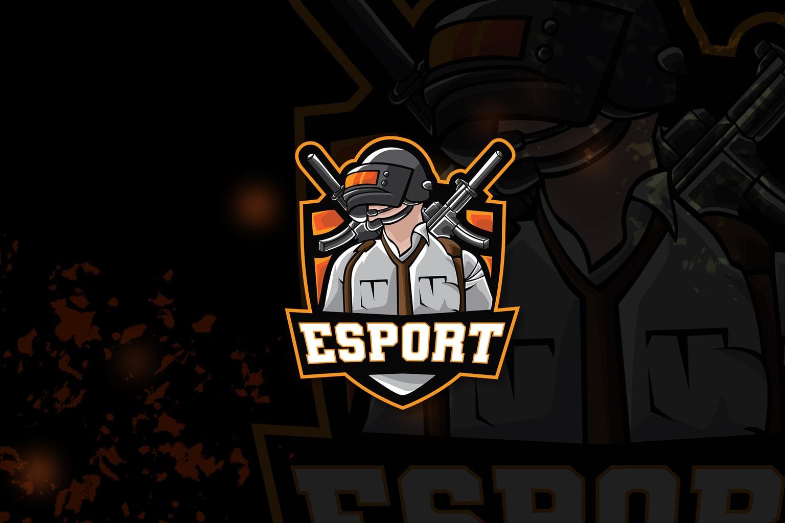 esport logo – special force