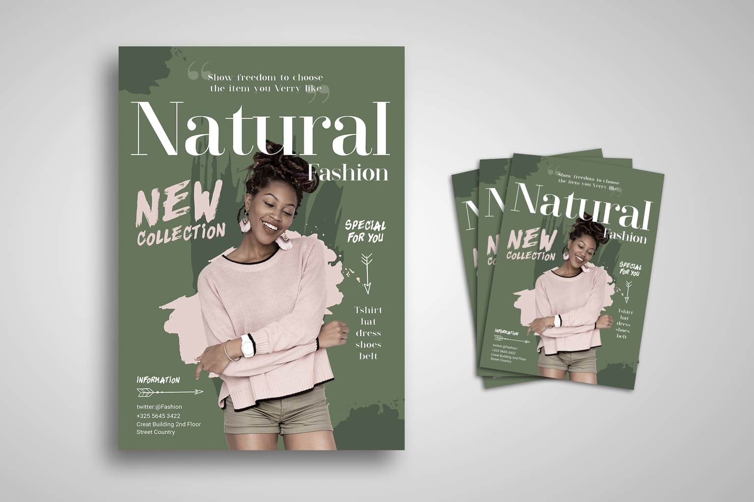 flyer casual nature fashion