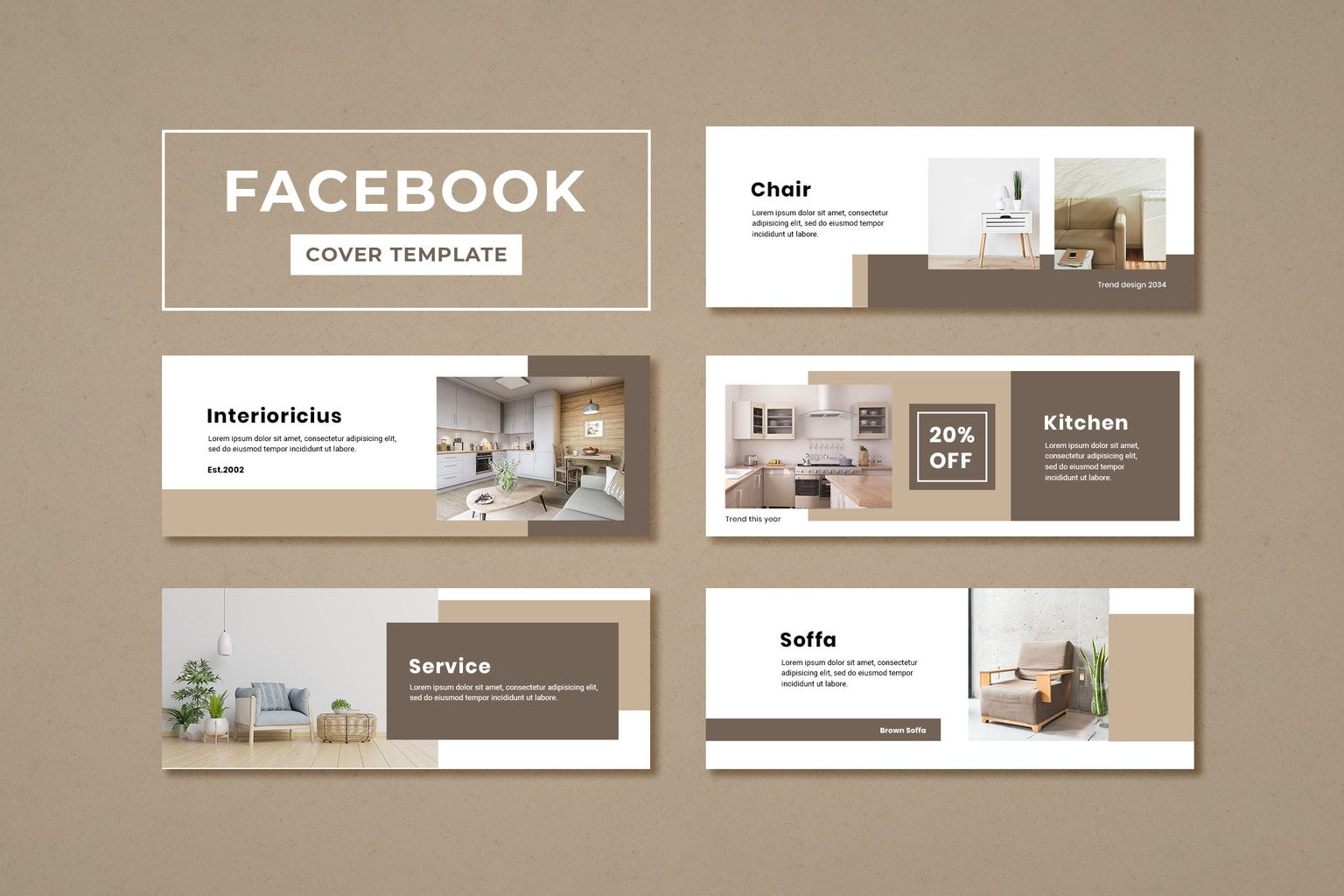 facebook cover minimalist home interior