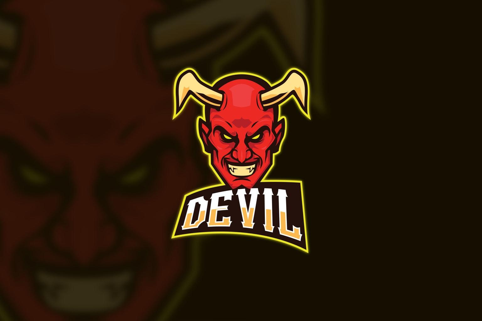 esport logo evil bullies