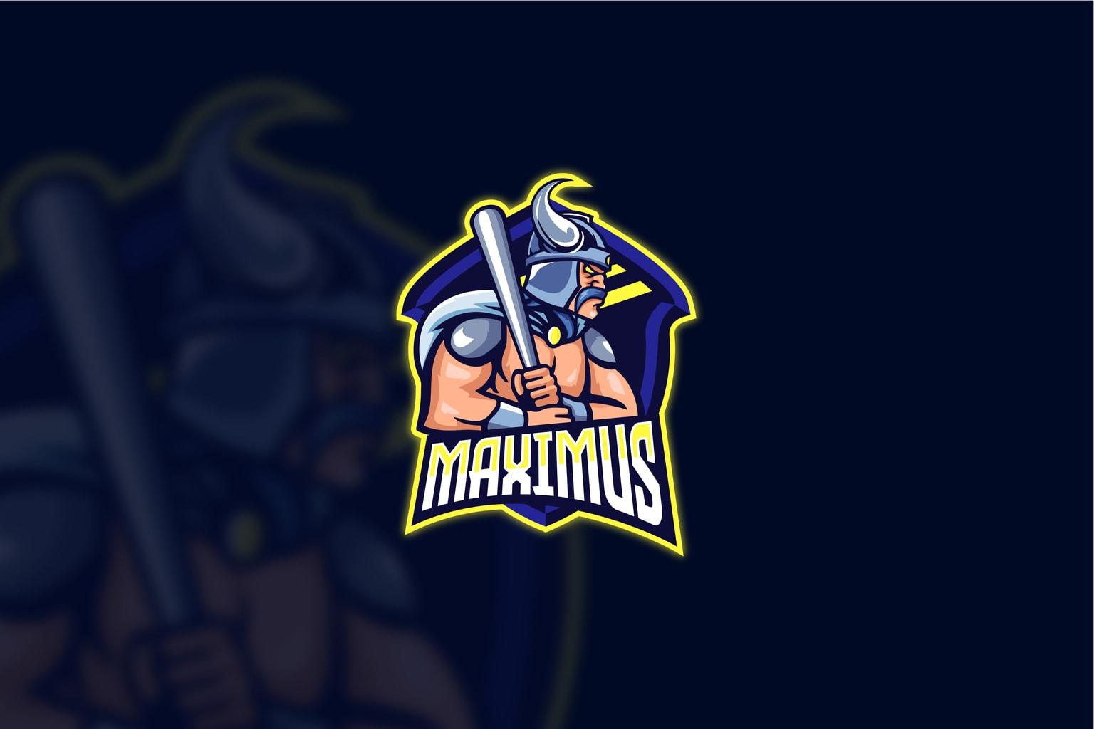 esport logo the maximus