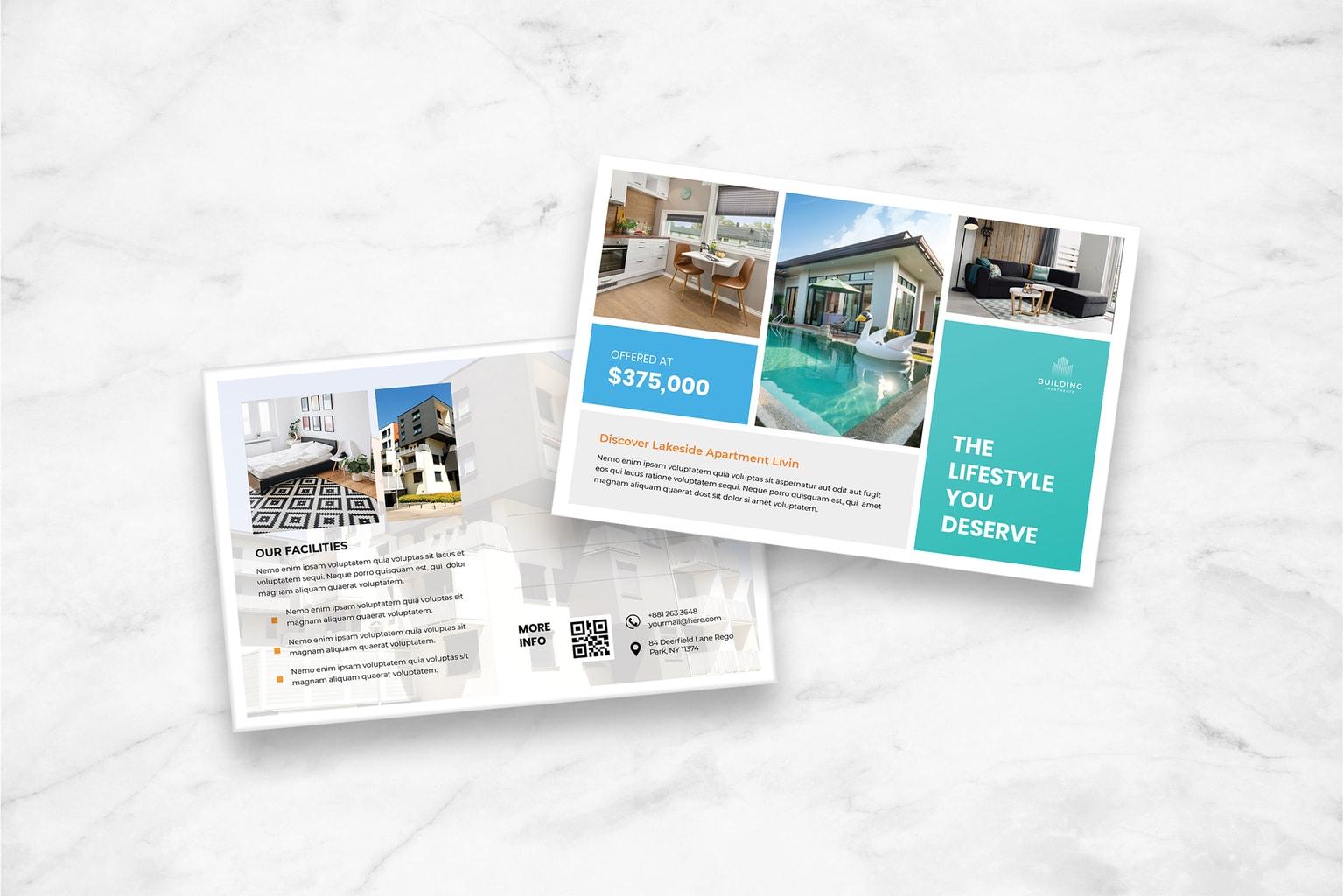 postcard deserve comfortable apartment 1