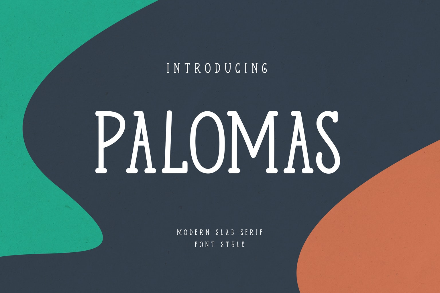 fonts palomas serif